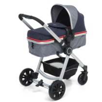 Bikini-Plus-Travel-System-Carry-Cot-Marine
