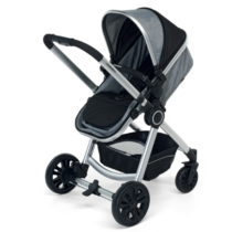 Bikini-Plus-Travel-System-Stroller-Grey