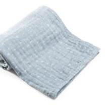 Stokke-Blanket-Muslin-Cotton-slate-blue-sea